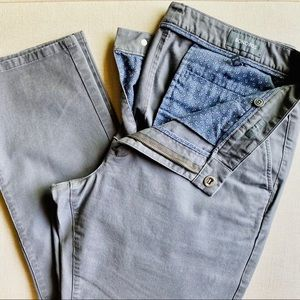 Bonobos Stretch Washed Chinos 34x32 Athletic Fit